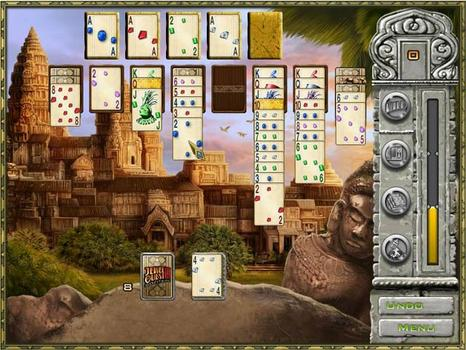Jewel Quest Solitaire 3 on PC screenshot #1