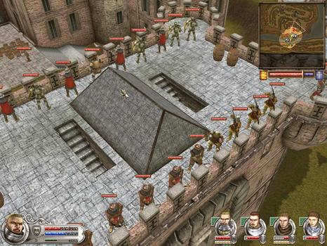 Joan of Arc on PC screenshot #3