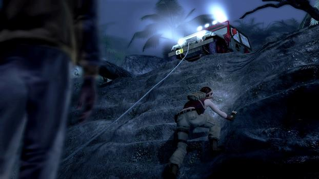 Jurassic Park: The Game on PC screenshot #4