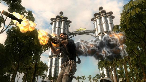 Just Cause 2 on PC screenshot #2