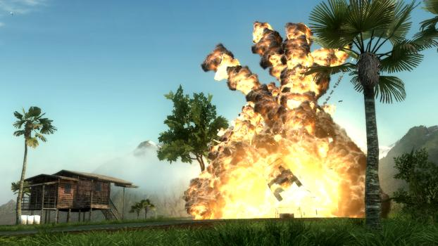 Just Cause 2 on PC screenshot #5