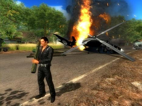 Just Cause on PC screenshot #4