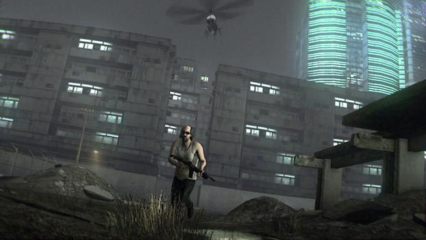 Kane and Lynch 2: Dog Days on PC screenshot #3