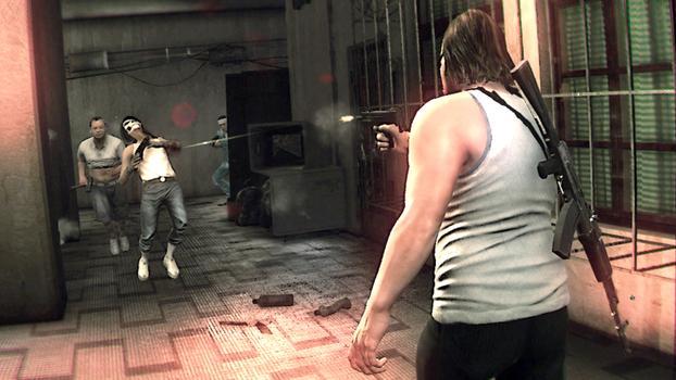 Kane and Lynch 2: Dog Days on PC screenshot #4