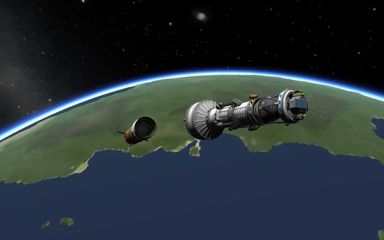 Kerbal Space Program on PC screenshot #4