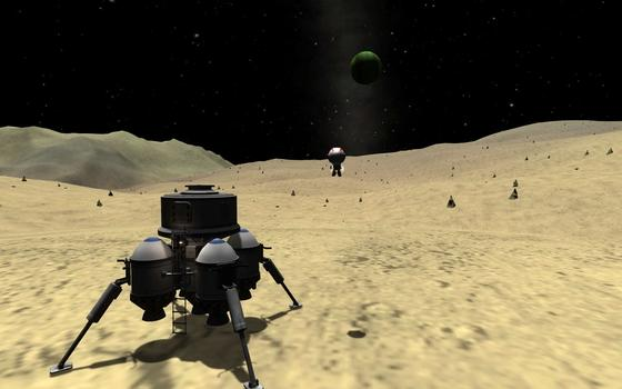 Kerbal Space Program on PC screenshot #5