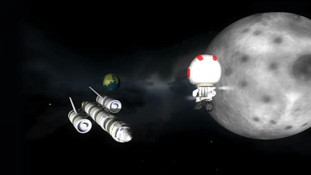 Kerbal Space Program on PC screenshot #7