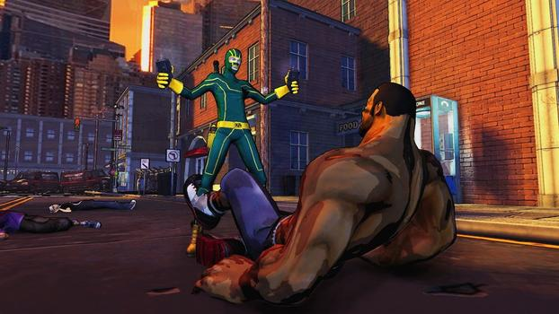 Kick-Ass 2 on PC screenshot #1