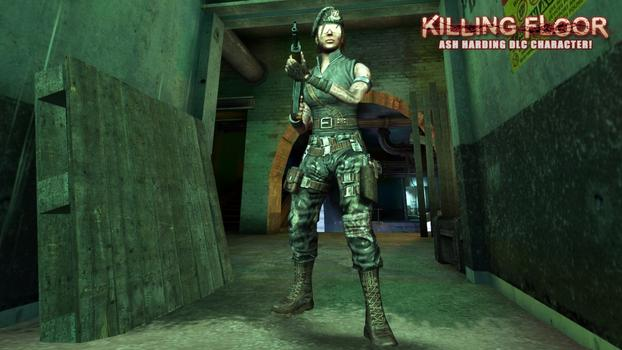Killing Floor: Ash Harding Character Pack on PC screenshot #5
