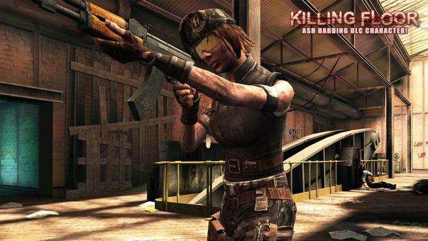 Killing Floor: Ash Harding Character Pack on PC screenshot #4