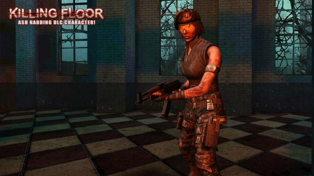 Killing Floor: Ash Harding Character Pack on PC screenshot #3