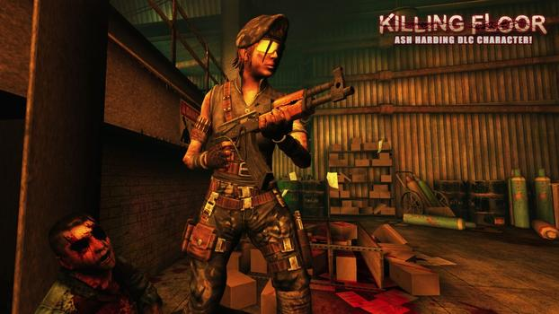 Killing Floor: Ash Harding Character Pack on PC screenshot #2
