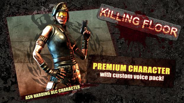 Killing Floor: Ash Harding Character Pack on PC screenshot #1