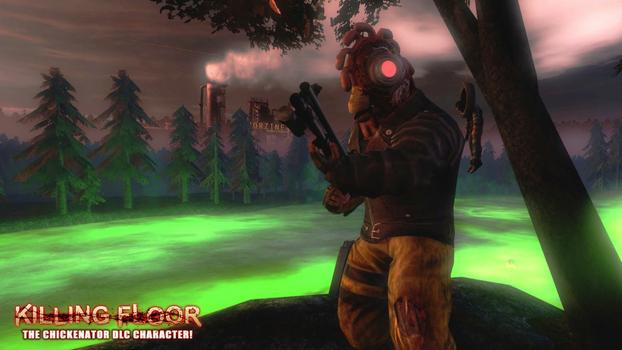 Killing Floor: The Chickenator Pack on PC screenshot #5