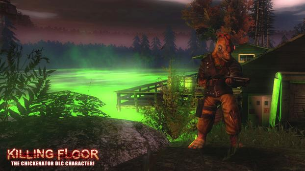 Killing Floor: The Chickenator Pack on PC screenshot #4
