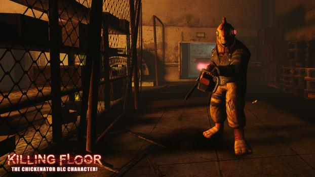 Killing Floor: The Chickenator Pack on PC screenshot #3