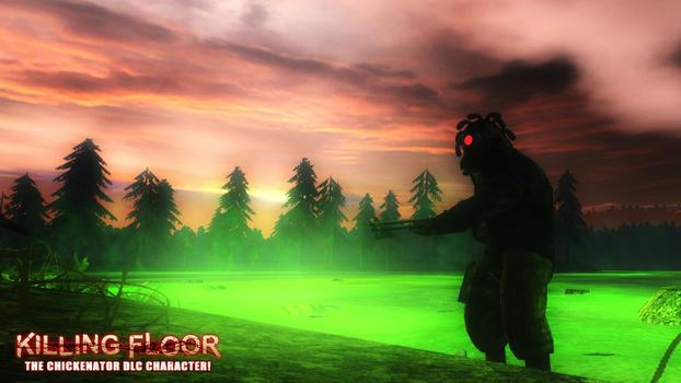 Killing Floor: The Chickenator Pack on PC screenshot #2