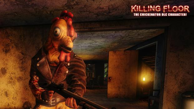 Killing Floor: The Chickenator Pack on PC screenshot #1