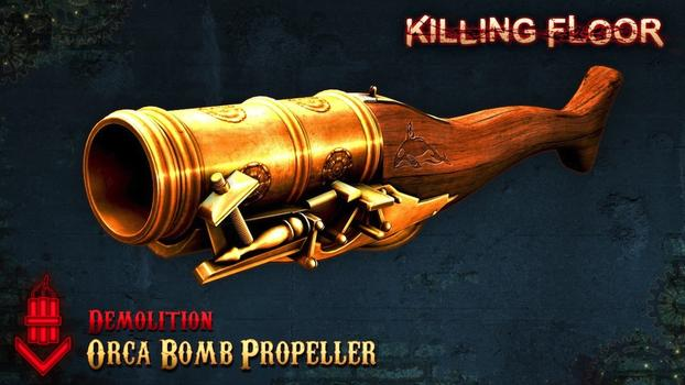 Killing Floor: Community Weapon Pack 2 on PC screenshot #5