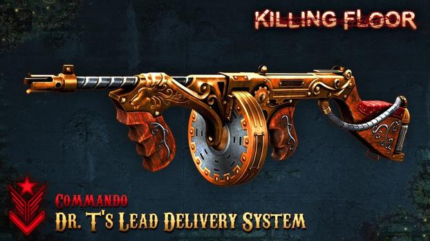 Killing Floor: Community Weapon Pack 2 on PC screenshot #4