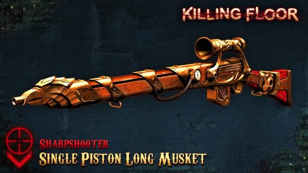 Killing Floor: Community Weapon Pack 2 on PC screenshot #3