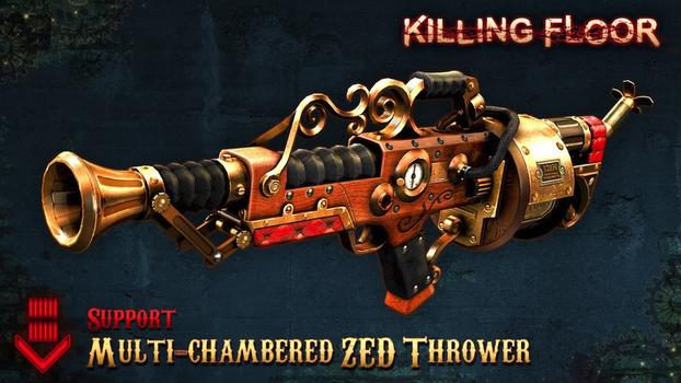 Killing Floor: Community Weapon Pack 2 on PC screenshot #2