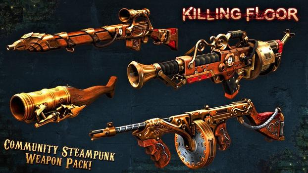 Killing Floor: Community Weapon Pack 2 on PC screenshot #1