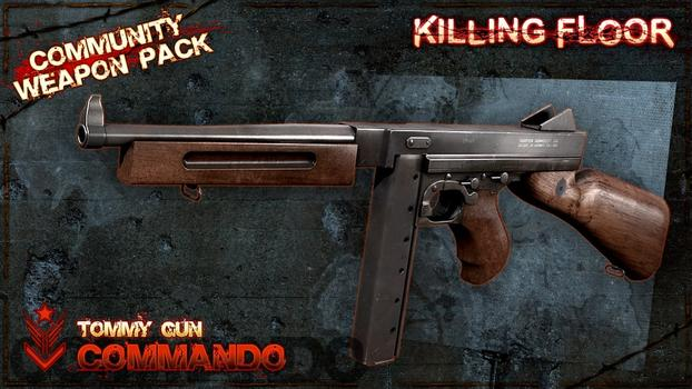 Killing Floor: Community Weapon Pack on PC screenshot #5