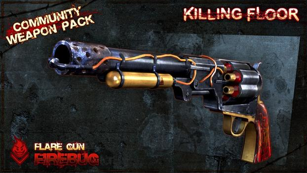 Killing Floor: Community Weapon Pack on PC screenshot #3