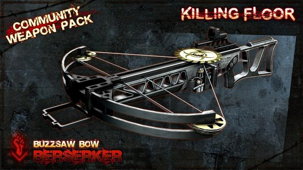 Killing Floor: Community Weapon Pack on PC screenshot #2