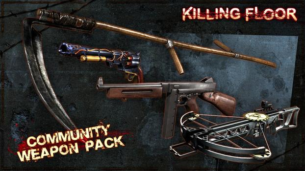 Killing Floor: Community Weapon Pack on PC screenshot #1