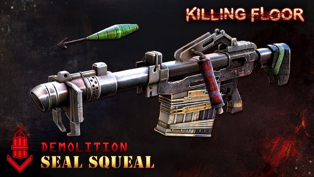 Killing Floor: Community Weapons Pack 3 - Us Versus Them Total Conflict Pack on PC screenshot #5