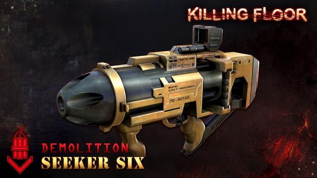 Killing Floor: Community Weapons Pack 3 - Us Versus Them Total Conflict Pack on PC screenshot #4