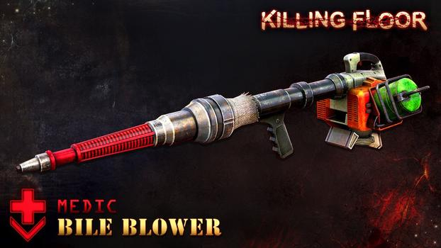 Killing Floor: Community Weapons Pack 3 - Us Versus Them Total Conflict Pack on PC screenshot #3