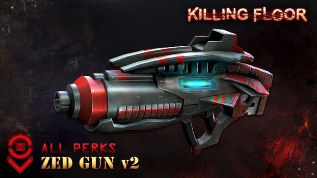 Killing Floor: Community Weapons Pack 3 - Us Versus Them Total Conflict Pack on PC screenshot #2