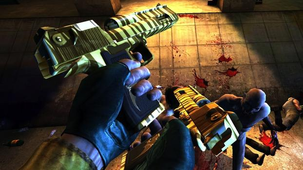 Killing Floor: Gold Weapon Pack 2 on PC screenshot #9