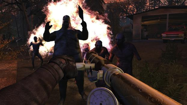 Killing Floor: Gold Weapon Pack 2 on PC screenshot #7