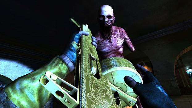Killing Floor: Gold Weapon Pack 2 on PC screenshot #6