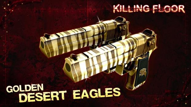 Killing Floor: Gold Weapon Pack 2 on PC screenshot #3