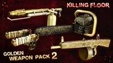 Killing Floor: Gold Weapon Pack 2 on PC screenshot thumbnail #1