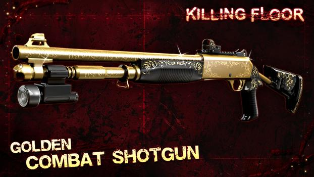 Killing Floor: Golden Weapons Pack on PC screenshot #5