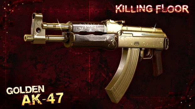 Killing Floor: Golden Weapons Pack on PC screenshot #2
