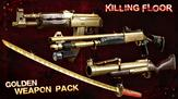 Killing Floor: Golden Weapons Pack on PC screenshot thumbnail #1