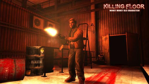 Killing Floor: Harold Lott Character Pack on PC screenshot #2