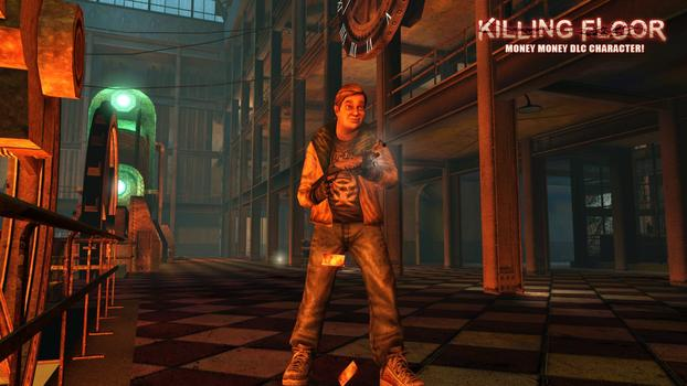 Killing Floor: Harold Lott Character Pack on PC screenshot #1