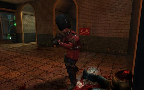 Killing Floor: London's Finest Character Pack on PC screenshot #3