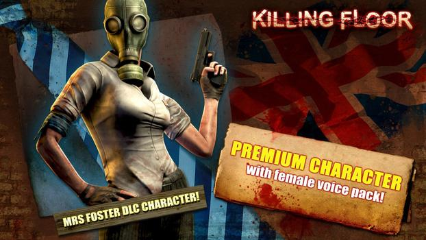 Killing Floor: Mrs Foster Pack on PC screenshot #1