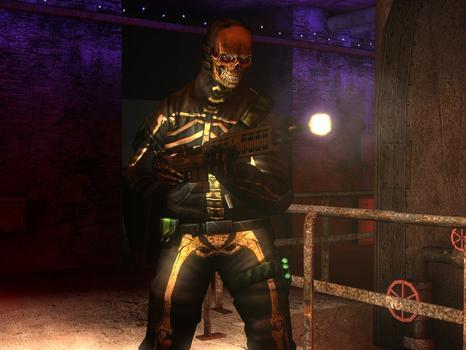 Killing Floor: Nightfall Character Pack on PC screenshot #2