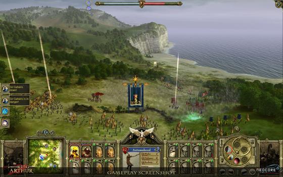 King Arthur Collection on PC screenshot #1
