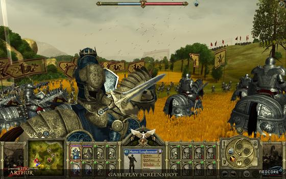 King Arthur Collection on PC screenshot #2